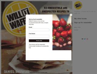 waffleizer.com screenshot