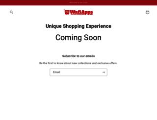 wafiapps.com screenshot
