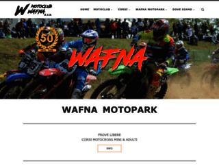 wafna.it screenshot