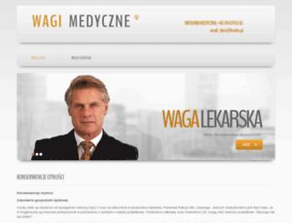 wagaseca.pl screenshot