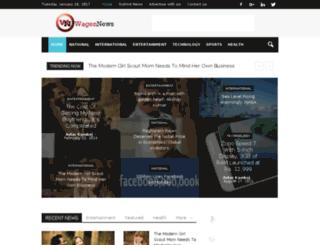 wagennews.com screenshot