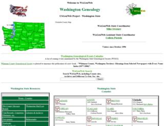 wagenweb.org screenshot