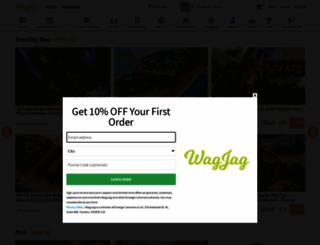wagjag.com screenshot