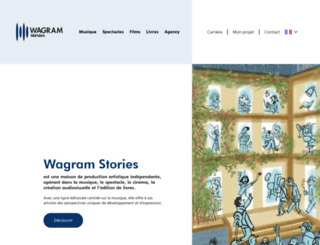 wagramdigital.com screenshot