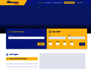 wahana.com screenshot