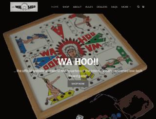 wahoogames.com screenshot