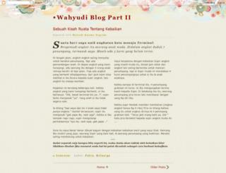 wahyudikn.blogspot.com screenshot