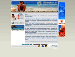 wakacje24.pl screenshot