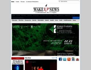 wakeupnews.eu screenshot