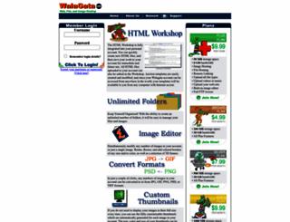 walagata.com screenshot