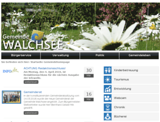 walchsee.riskommunal.net screenshot