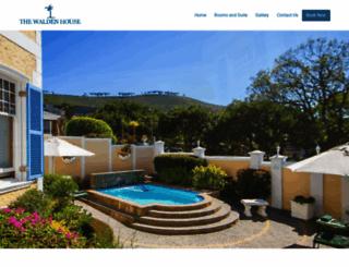 walden-house.com screenshot