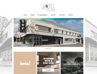 waldorfhotel.com screenshot