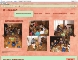 waldorfkita-mannheim.de screenshot