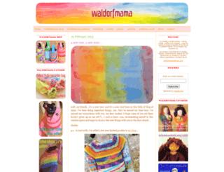 waldorfmama.typepad.com screenshot