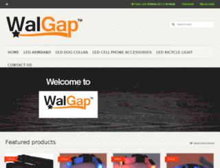 walgap.com screenshot