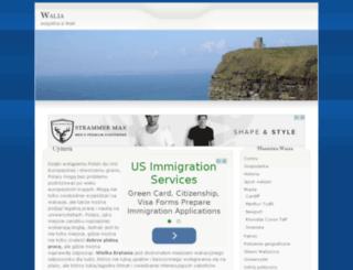 walia.com.pl screenshot