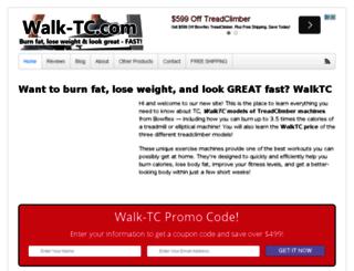 walk-tc.com screenshot