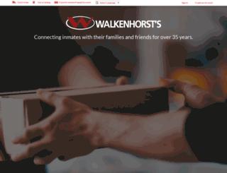 walkenhorsts.com screenshot