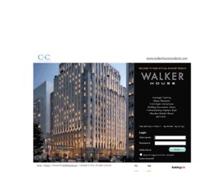 walkerhouseresidents.buildinglink.com screenshot
