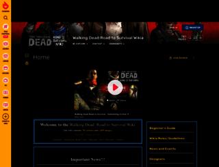walking-deadroad-to-survival.wikia.com screenshot