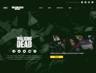 walkingdeadfree.com screenshot