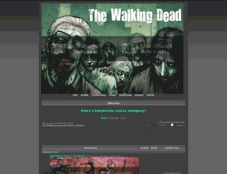 walkingdeadrpg.aaf.pl screenshot