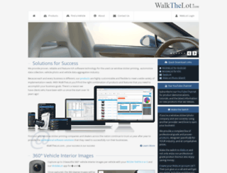 walkthelot.com screenshot