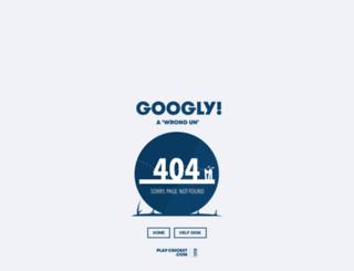 wallacearms.play-cricket.com screenshot