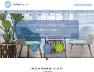 wallacespace.com screenshot