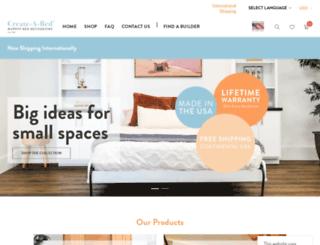 wallbed.com screenshot