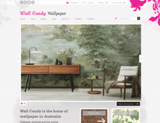 wallcandywallpaper.com.au screenshot