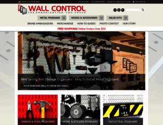 wallcontrol.com screenshot