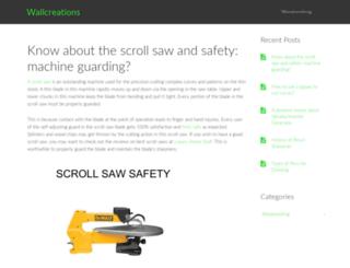 wallcreations.com.au screenshot