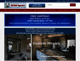 walldecorsuperstore.com screenshot
