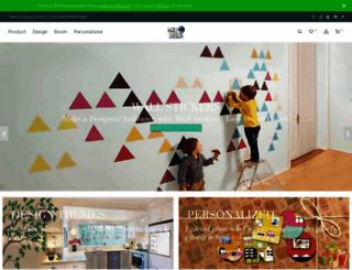 walldesign.in screenshot