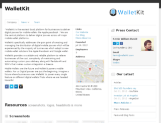 walletkit.totemapp.com screenshot