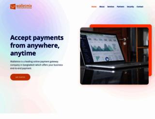 walletmix.com screenshot
