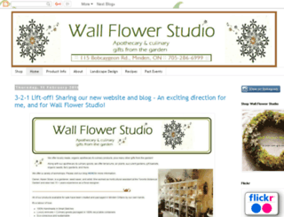 wallflowerstudioseeds.blogspot.com screenshot