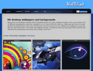 wallhint.com screenshot