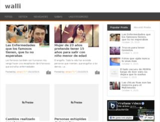 walli.in screenshot