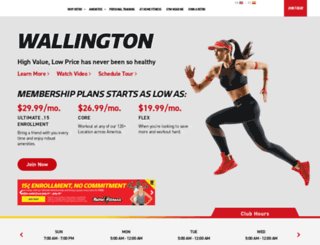 wallingtonnj.retrofitness.net screenshot