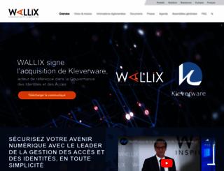 wallix-bourse.com screenshot