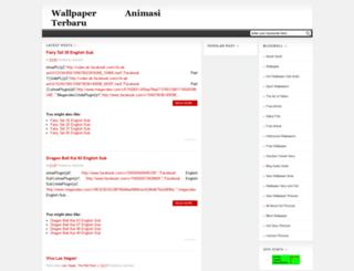 wallpaper-animasi.blogspot.com screenshot