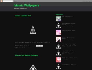 wallpaper-islamic.blogspot.com screenshot