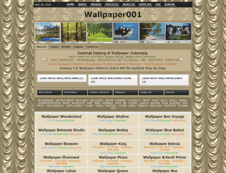 wallpaper.indonesia123.biz screenshot