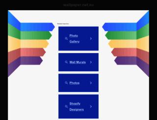 wallpaper.net.au screenshot