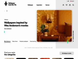 wallpaperfromthe70s.com screenshot
