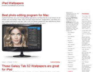 wallpaperipad.net screenshot