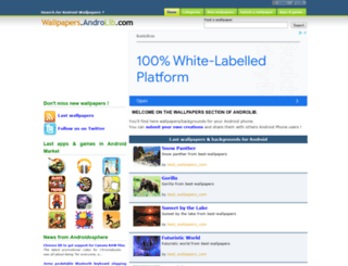 wallpapers.androlib.com screenshot